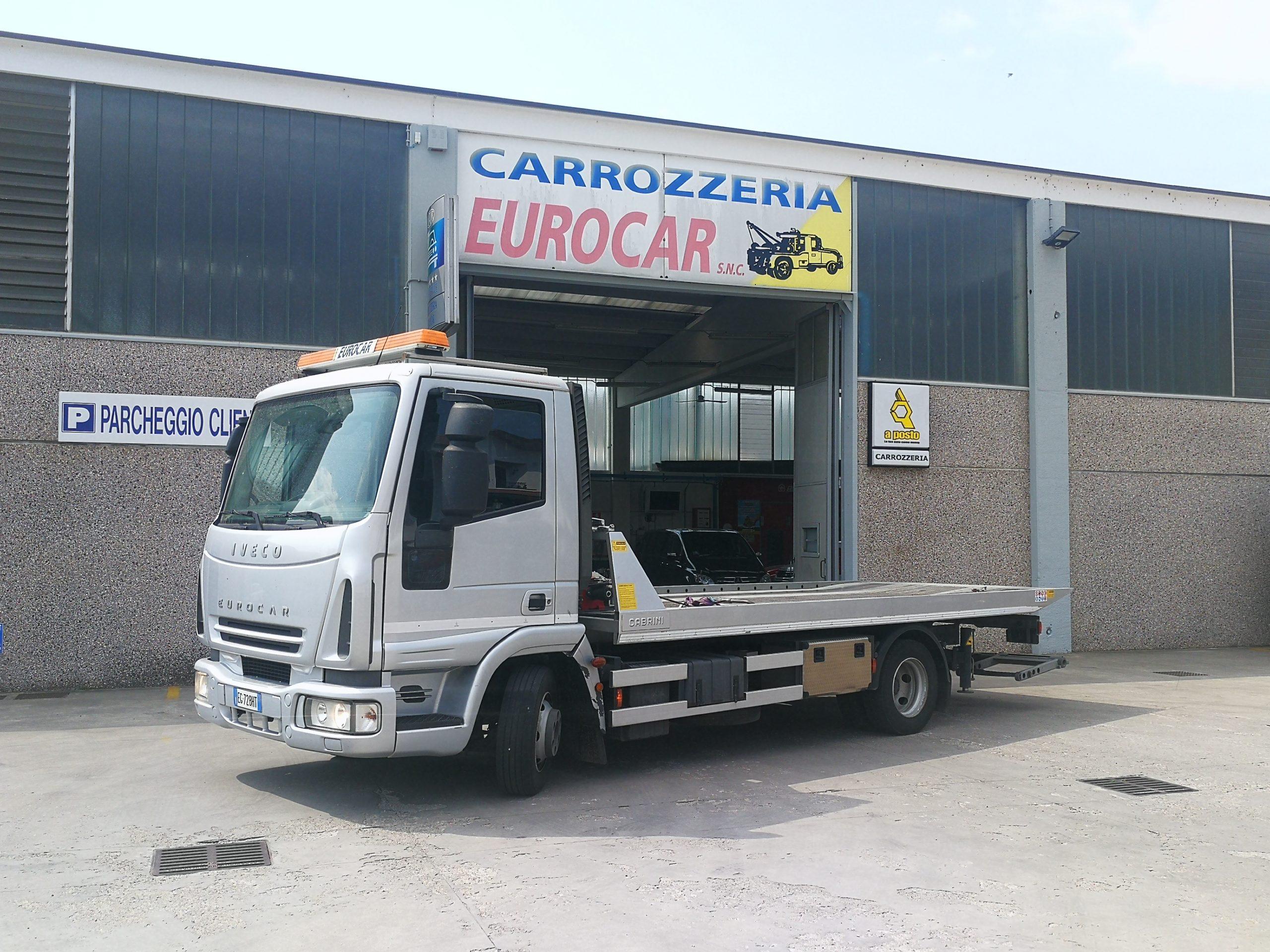 Carroattrezzi Carrozzeria Eurocar Spino d'Adda