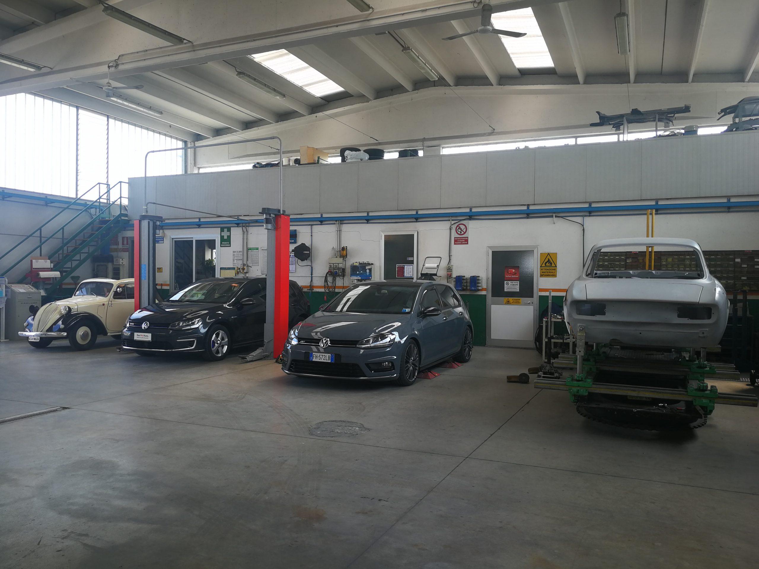Interno SX Carrozzeria Eurocar Spino d'Adda