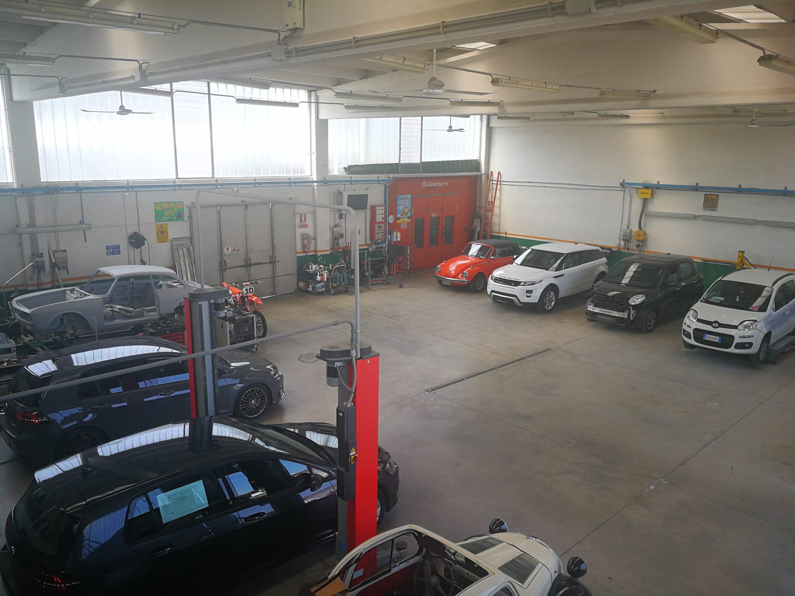 Interno DX Carrozzeria Eurocar Spino d'Adda