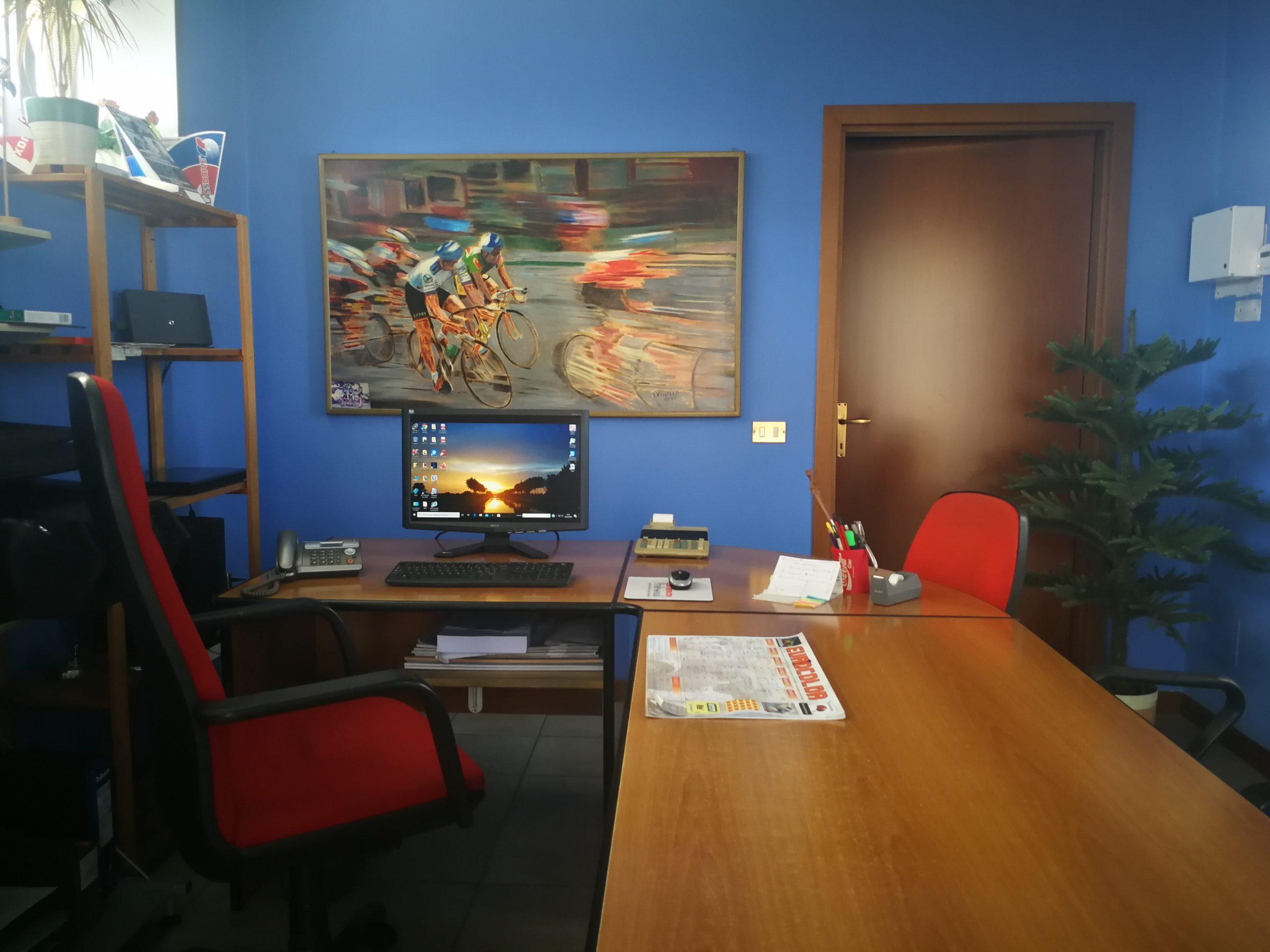 Ufficio Carrozzeria Eurocar Spino d'Adda